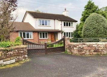 Thumbnail 4 bed detached house for sale in Nealhouse, Carlisle