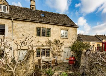 Thumbnail 3 bed cottage to rent in Sheepscombe, Stroud