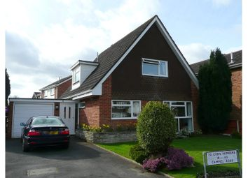 Thumbnail 3 bedroom detached house for sale in Cammel Road, Ferndown