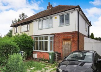 Thumbnail 3 bedroom semi-detached house for sale in Kings Walk, Leicester Forest East, Leicester