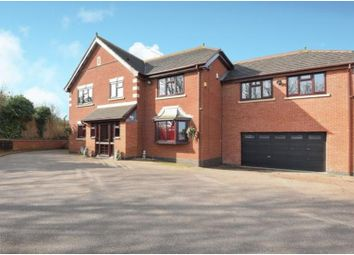 Thumbnail 5 bed detached house for sale in Leith Court, Northampton