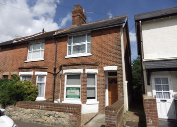 Thumbnail 2 bed end terrace house to rent in Twiss Road, Hythe
