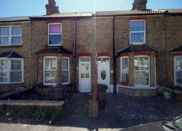 Thumbnail 2 bed terraced house to rent in Walpole Road, Margate