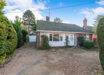 Thumbnail 2 bed detached bungalow for sale in The Street, Culford, Bury St. Edmunds
