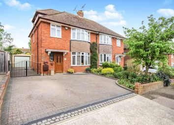 3 bed semi-detached house for sale in Hillside Avenue, Canterbury CT2