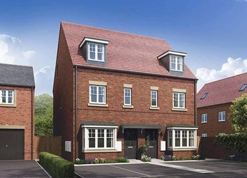 Thumbnail 3 bedroom semi-detached house for sale in Harworth, South Yorkshire