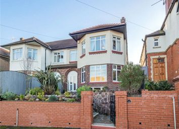 Thumbnail 5 bed semi-detached house for sale in Llanedeyrn Road, Penylan, Cardiff
