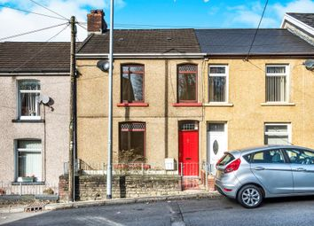 Thumbnail 3 bedroom terraced house for sale in Neath Road, Crynant, Neath