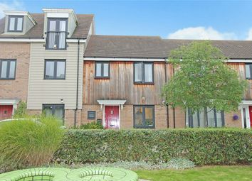 Thumbnail 3 bed terraced house for sale in Rosehip Road, Cambridge