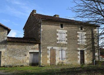 Thumbnail Farmhouse for sale in La Chevrerie, Charente, 16240, France