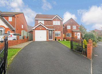 Thumbnail 3 bedroom detached house for sale in Howards Way, Victoria, Ebbw Vale