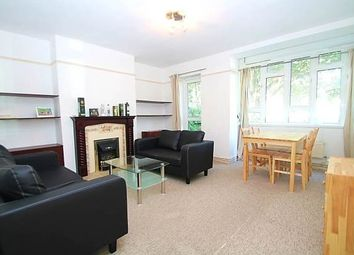 Thumbnail 3 bed flat to rent in Hawkesworth House, Clapham South, London