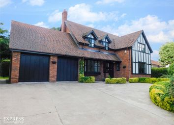 Thumbnail 4 bed detached house for sale in St Peters Lane, Laxton, Goole, East Riding Of Yorkshire