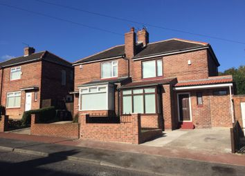 Thumbnail 2 bed semi-detached house for sale in Oakfield Gardens, Fenham
