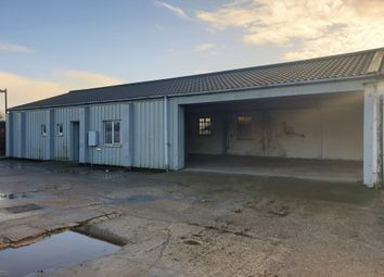 Thumbnail Parking/garage to rent in Site 3, Ellough Airfield, Beccles