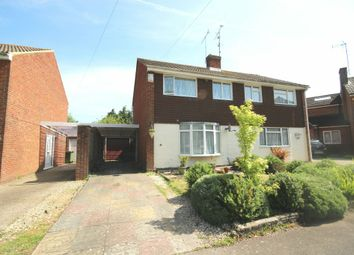 Thumbnail 3 bedroom semi-detached house for sale in School Close, Horsham