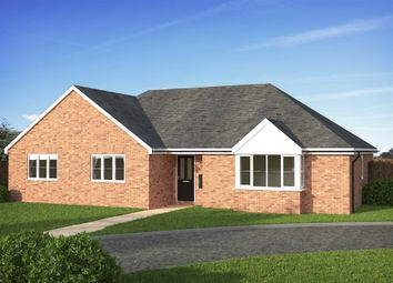 "Thumbnail 3 bedroom bungalow for sale in ""The Longleat"" at Norwich Road, Wymondham"