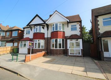 Thumbnail 3 bed semi-detached house for sale in The Crescent, Shirley, Solihull