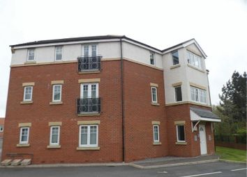 Thumbnail 2 bed flat to rent in Mackley Close, Harton Grange, South Shields