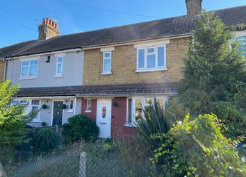 Thumbnail 2 bed terraced house for sale in Norman Road, Broadstairs