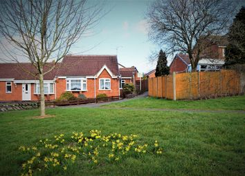Thumbnail 2 bed semi-detached bungalow for sale in Swithland Close, Markfield