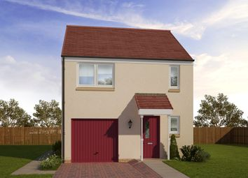 "Thumbnail 3 bed detached house for sale in ""The Fortrose "" at Lignieres Way, Dunbar"
