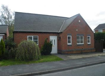Thumbnail 3 bed bungalow for sale in Sherwood Close, Ellistown, Coalville