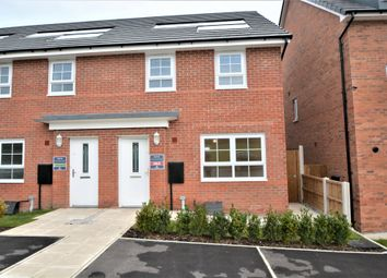 Thumbnail 3 bed end terrace house to rent in Wisbech Close, Sandymoor, Runcorn