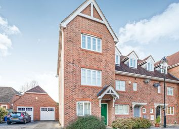Thumbnail 3 bed town house to rent in Wintney Street, Fleet