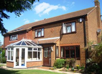 Thumbnail 6 bed detached house for sale in Cranmore Lane, Holbeach, Spalding
