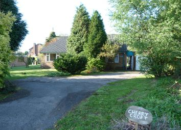 Thumbnail 3 bed bungalow for sale in London Road, Weston, Stafford