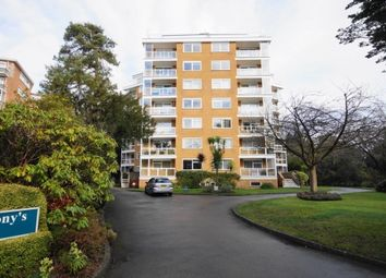 Thumbnail 3 bedroom flat for sale in West Cliff Road, Bournemouth