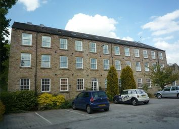 Thumbnail 2 bed flat for sale in Bridgeholme Mill, Charley Lane, Chinley, High Peak, Derbyshire