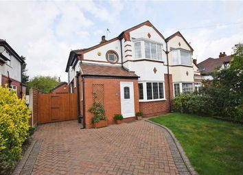 Thumbnail 3 bed semi-detached house for sale in Fordbank Road, Didsbury, Manchester