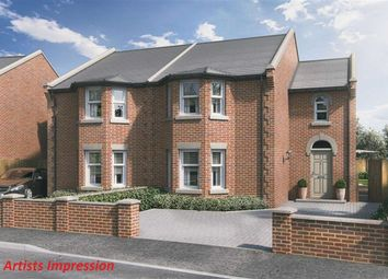 Thumbnail 4 bed semi-detached house for sale in Rosehill Road, Ipswich, Suffolk