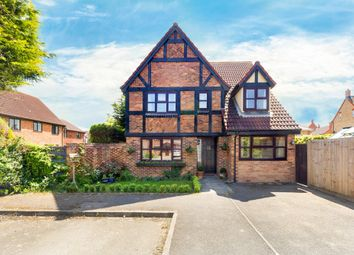 Thumbnail 5 bedroom detached house for sale in Applecroft, Lower Stondon, Henlow
