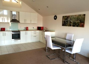 Thumbnail 1 bed flat to rent in Freedom Quay, Hull