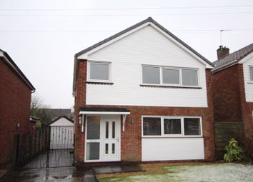 Thumbnail 4 bed detached house for sale in Cranbourne Road, Rochdale