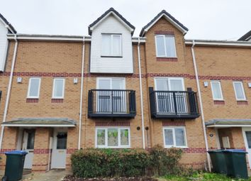 Thumbnail 4 bed town house to rent in Trimply Drive, Daimler Green, Coventry