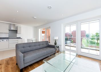 Thumbnail 2 bed flat for sale in Hampton Row, Barnes, London