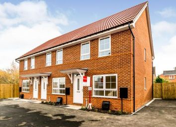 Thumbnail 2 bed terraced house for sale in Meadowfields-Hereford Way, Boroughbridge, York, North Yorkshire