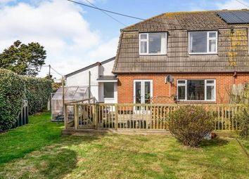 Thumbnail 3 bed semi-detached house for sale in St. Levan, Penzance, Cornwall