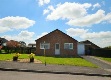 Thumbnail 3 bed detached bungalow for sale in Wessex Way, Gillingham