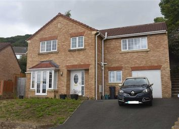 Thumbnail 4 bed detached house for sale in Cae Canol, Port Talbot