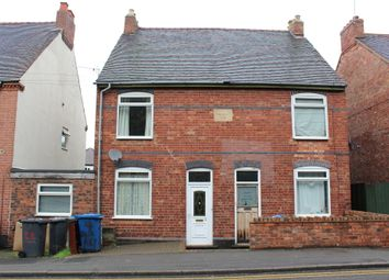 Thumbnail 3 bed terraced house for sale in Quarry Hill, Wilnecote, Tamworth