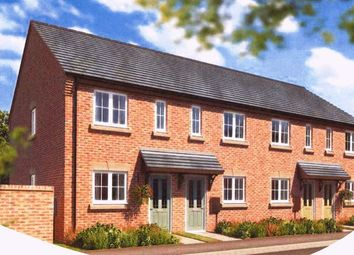 Thumbnail 2 bed terraced house for sale in Kings Manor, Coningsby, Lincoln
