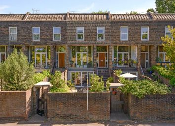 Thumbnail 4 bed terraced house for sale in Portland Terrace, The Green, Richmond