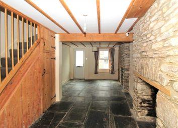 Thumbnail 2 bed terraced house for sale in Liskeard Road, Callington