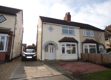 Thumbnail 2 bed semi-detached house for sale in Bardon Road, Coalville
