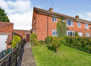 Thumbnail 2 bed maisonette for sale in Trussell Close, Winchester